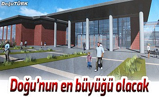 Doğu'nun en büyük Kültür Merkezi Erzurum'da yapılacak