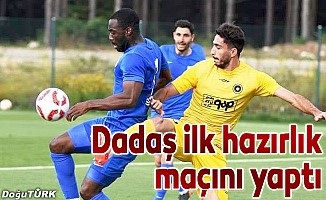 Erzurumspor İran ekibi Sepahan'la karşılaştı
