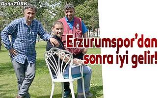 Erzurumspor'dan sonra iyi gelir!