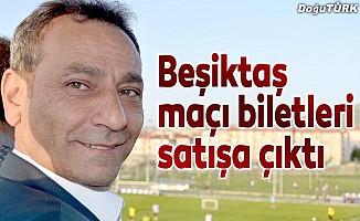 BB Erzurumspor-Beşiktaş maçı biletleri satışa çıktı