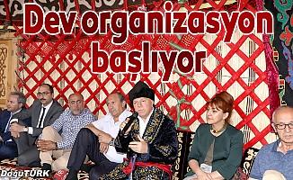 """""""Erzurum Türk Oyunları"""" başlıyor"""