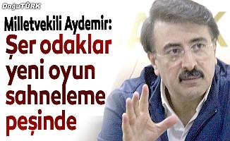 Aydemir: 15 Temmuz Diriliş Destanı AK Liderin farkıdır