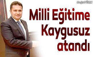 Erzurum İl Milli Eğitim Müdürü Kaygusuz oldu