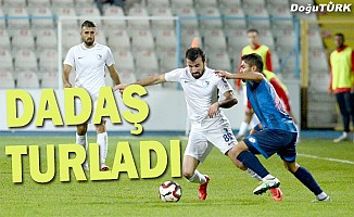 Erzurumspor'a kupa morali