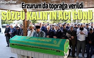 Cumhurbaşkanlığı Sözcüsü İbrahim Kalın'ın acı günü