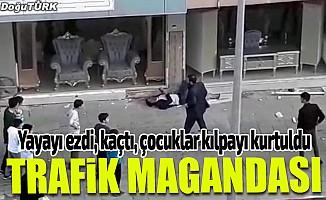 Erzurum'da maganda dehşeti