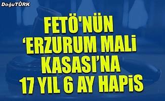 FETÖ'nün 'Erzurum mali kasası'na 17 yıl 6 ay hapis