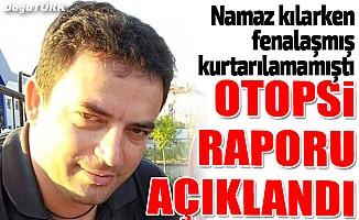 Milli Takımı antrenörünün ölümüyle ilgili rapor açıklandı
