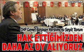 CHP Yerel Yönetimler Bölge Toplantısı Erzurum'da yapıldı