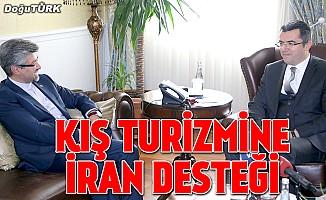 Erzurum'un kış turizmine İran desteği