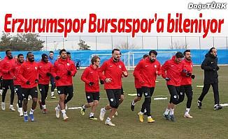 Erzurumspor Bursaspor'a bileniyor