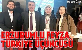 Fen Lisesi öğrencisi Türkiye üçüncüsü oldu