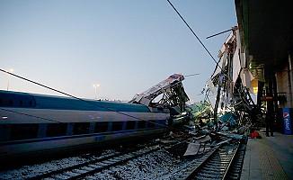Ankara'da hızlı tren kazası: 9 kişi hayatını kaybetti