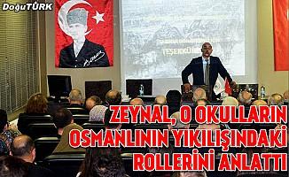 Azınlık ve Misyoner Okullarının Osmanlının Yıkılışındaki Rolleri