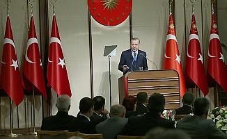 Cumhurbaşkanımız Erdoğan, 49. Muhtarlar Toplantısı'na katıldı