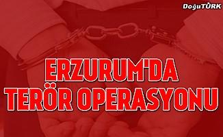 Erzurum ve İstanbul'da terör örgütü PKK/KCK operasyonu
