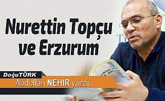 Nurettin Topçu ve Erzurum