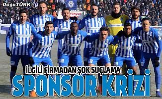 BB Erzurumspor'da sponsor krizi