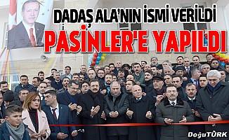 Erzurum'a 16 derslikli ortaokul