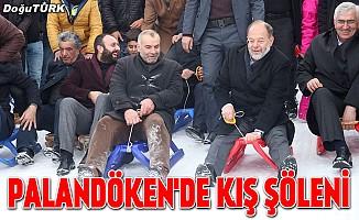 Erzurum'da Kış Şöleni Gençlik Buluşması