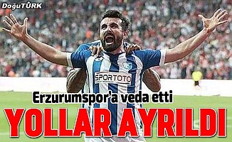 Erzurumspor, Erhan Çelenk ile yollarını ayırdı