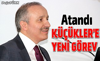 Eski Başkan Ahmet Küçükler Genel Müdür oldu