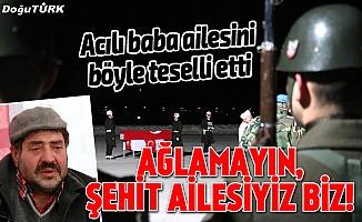 Afrin şehidi Öznütepe'nin naaşı Erzurum'a getirildi