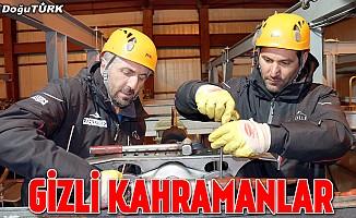 Kayak turizminin adresi Palandöken'in gizli kahramanları