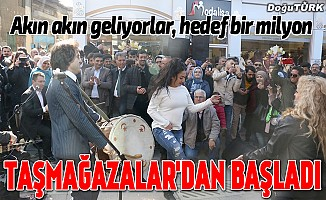 2. Doğu Anadolu Alışveriş Festivali başladı