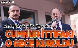 Akdağ: PKK'yı bu bölgelerden temizledik