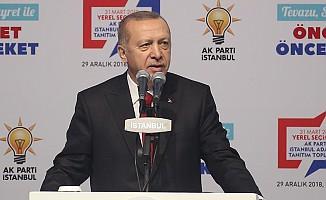 Başkan Erdoğan'dan vatandaşa kritik uyarı