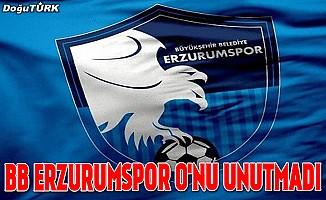 BB Erzurumspor'dan Muhsin Yazıcıoğlu paylaşımı