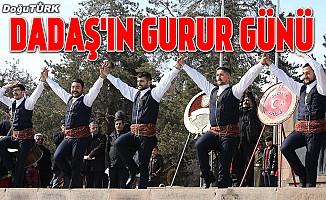 Erzurum'da kurtuluş coşkusu
