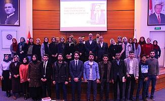 """Orta Doğu'daki Yeni Eksenler ve Değişen Jeopolitik"""" konferansı"""