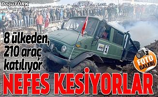 Uluslararası Türkiye Off-Road Yarışları başladı