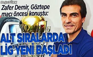 BB Erzurumspor umut tazeledi