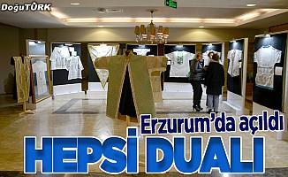 """""""Dualı Gömlekler"""" Erzurum'da"""