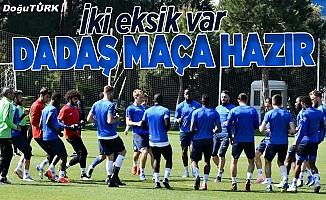 Erzurumspor, Kasımpaşa maçı hazırlılarını tamamladı