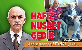 HAFIZ NUSRET GEDİK