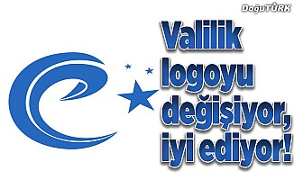 Valilik logoyu değişiyor, iyi ediyor!
