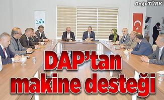 DAP İdaresi, şeker pancarına makine desteği verecek