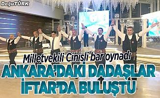 Erzurumlular ESAV'ın iftarında buluştu