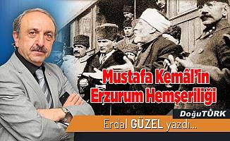 Mustafa Kemâl'in Erzurum Hemşeriliği