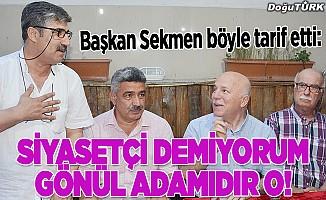 """""""Binali Bey, İstanbul'da güzel hizmetler verecek"""""""