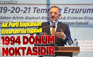 """""""CHP çöp, çukur, çamur ve militan kadrolarla anılır"""""""