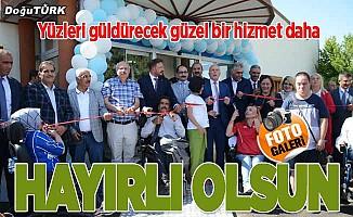 """Erzurum'da """"Kadın ve Engelli Koordinasyon Merkezi"""" açıldı"""