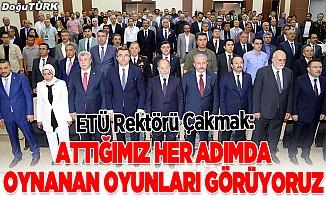 Erzurum'da 100. Yılında Erzurum Kongresi Sempozyumu