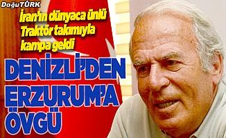 Mustafa Denizli yönetimindeki Traktör başarıya odaklandı