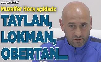 Muzaffer Hoca'dan Taylan, Lokman, Obertan açıklaması