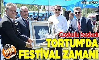 Tortum'da coşkulu festival; Başpehlivan belli oldu